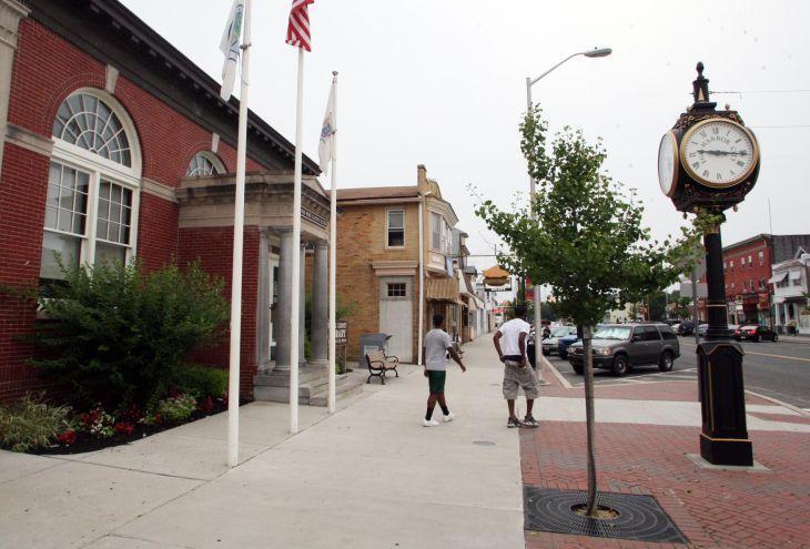 Egg Harbor City Main Street