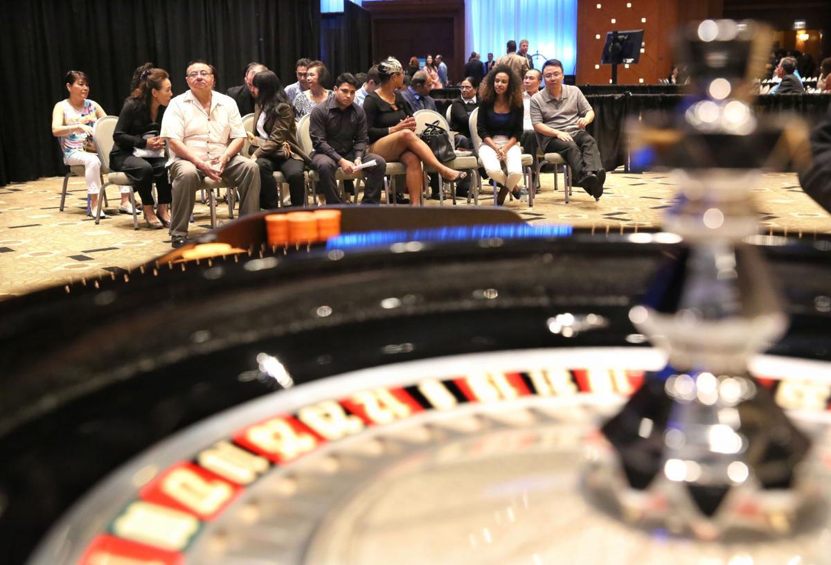 Career roulette