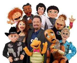 Man of 1,000 Voices - and Puppets: Terry Fator brings Vegas act to A.C.