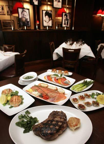 Restaurant Week 2012The best places to dine like a king but for a small price