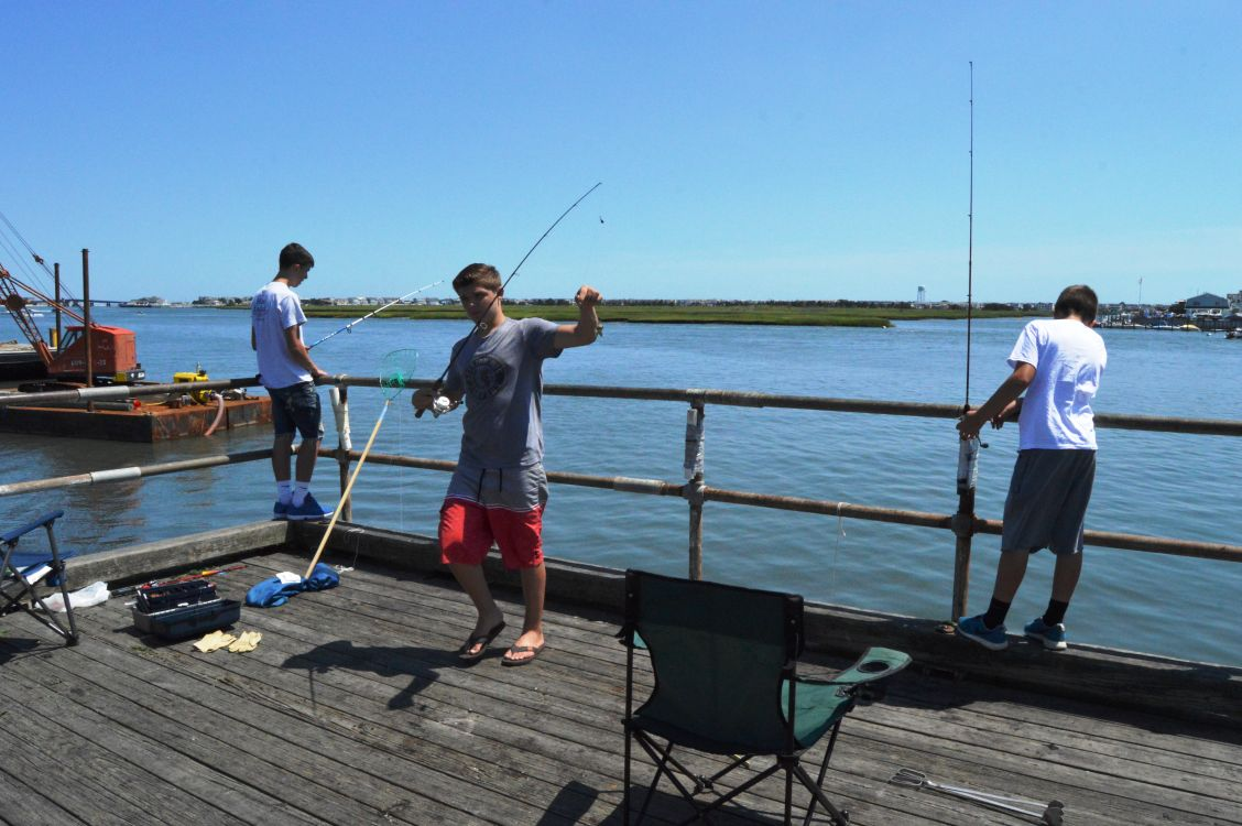 Middle township seeks 1 million in grants to rebuild pier for Atlantic city fishing pier