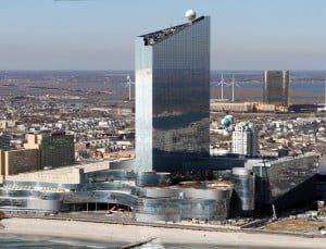 Icon Revel Aerial: Revel in Atlantic City.  - Dale Gerhard