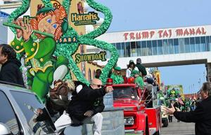Plenty of Green ActivitiesSt. Patrick's Day events abundant in South Jersey