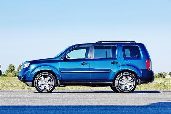 2013 Honda Pilot: Comfortable, Fuel Efficient