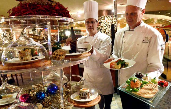 Scott Cronick's Casino Action: Plate's new menu at Taj Mahal was worth waiting for
