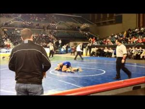 Ed Shockley prequarterfinal