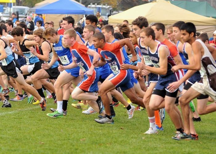 Millville runners