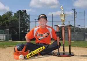 Egg Harbor Township boy, 9, has blast while winning Phillies Home Run Derby