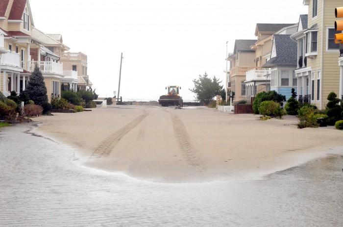 hurricane sandy cleanup