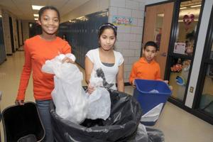 Egg Harbor City Community School wins recycling competition on first try