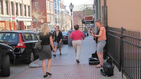 Portland, Maine: Old World charm, salty docks mix with modern comforts, culture