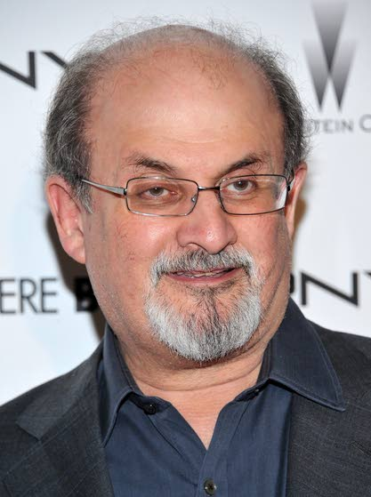 Rushdie memoir coming