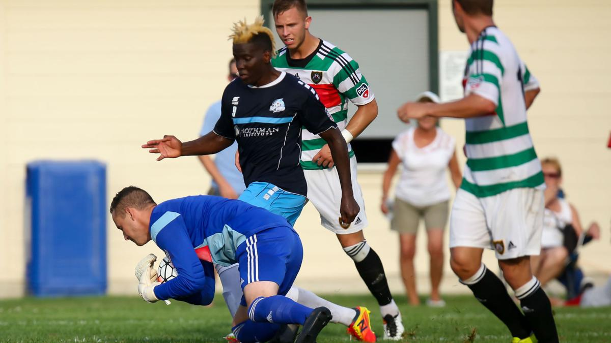 Ocean City Nor'easters in PDL semifinal