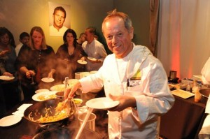 Scott Cronick's Casino Action: Foodies rejoice: 'Savor,' Puck return to Borgata
