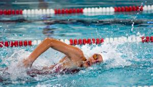Oakcrest vs. Woodstown Girls Swimming
