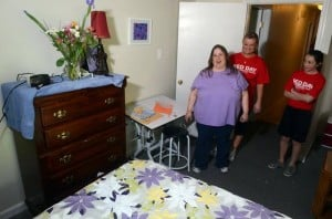Real estate company transforms rooms in Arc group home