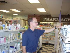 Personal touch vital to Village drug store