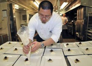 Brownies Squared owner takes his tasting dinner idea on road