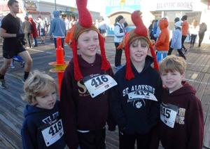 Enjoy a run before your turkey or check our list of other things to do At The Shore Today