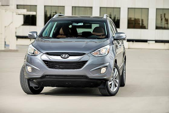New 2014 Engines for Hyundai Tucson