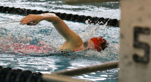 Girls Individual Swimming Championships