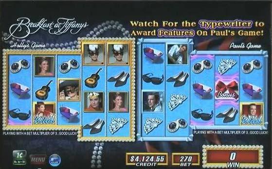 Mr. AC Casino: Bonuses mount in Breakfast at Tiffany's slots
