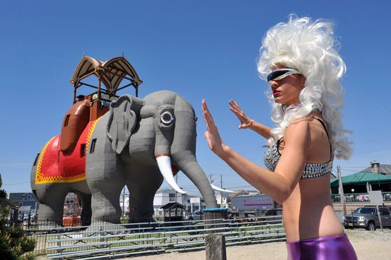Lucy the Elephant in Margate remains one of the area's top attractions thanks to savvy marketing. Southern New Jersey's tourism market will continue to need other non-Atlantic City attractions such as Lucy to increase annual visitors.