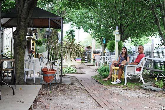 West Cape May's Emilia's Garden grew out of Sandy-damaged Higher Grounds