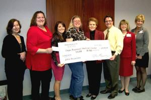 Giving Back briefs: Campgrounds donate to Cape Regional cancer center and other news of the volunteer community