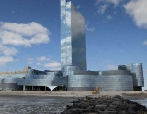 Revel: The Revel Casino-Hotel in Atlantic City has laid off 75 managers. - Danny Drake