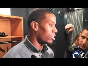 Eagles CB Cary Williams after the loss to Chiefs