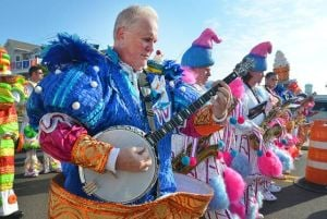 Mummers in North Wildwood, art show in A.C. top our list of events At The Shore Today