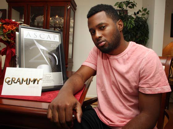 Mays Landing man up for a Grammy award tonight