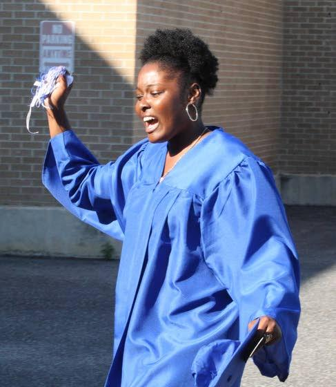 Class of 2013 leaves Charter Tech ready 'to succeed in life'