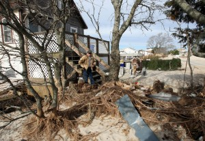 Sandy Recovery Reeds Beach Middle Twp - Photo Galleries - Press of