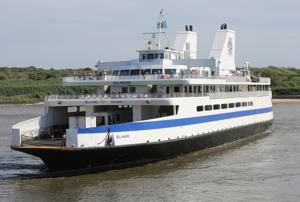 Delaware Bay ferry expects to resume full schedule Wednesday