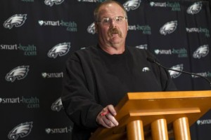 Eagles begin searching for fresh answers