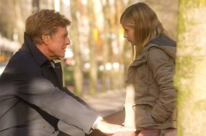 Great Cast Keeps 'Company' Afloat: Jim Grant (Robert Redford) is a widowed father with a daughter, Isabel (Jackie Evancho) who radical pass catches up with him in 'The Company You Keep.'