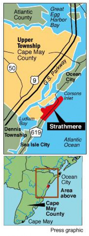 Strathmere locator