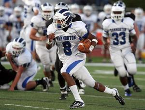hammonton football