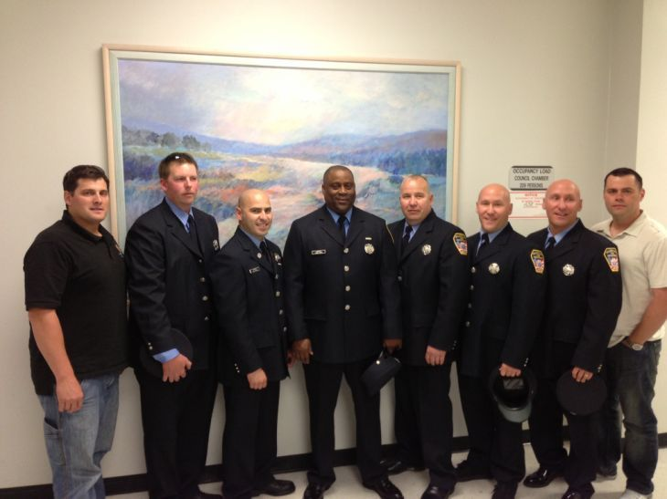 Atlantic City fire captains