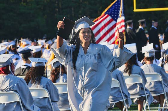 Egg Harbor Twp. graduates largest class ever