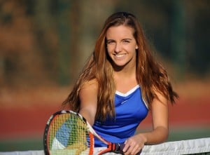 Girls Tennis POY