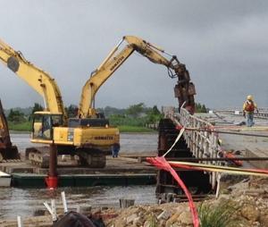 beesley bridge demolition