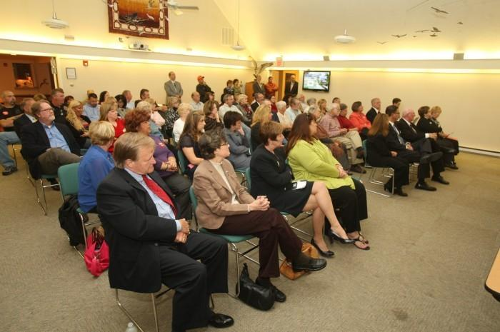 2nd District Candidates speak in Cape May County