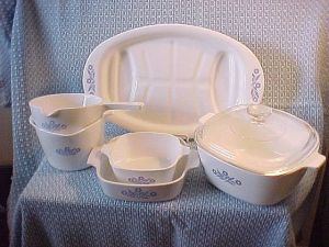 Antiques & Collectibles: Corning cookware is a contemporary collectible