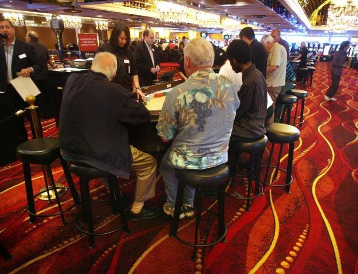 Casino Seats