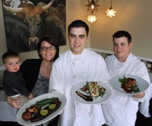 Farm-to-Table EstablishmentN. Wildwood restaurant focuses on fresh, local ingredients