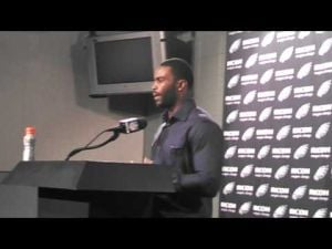 Eagles QB Michael Vick talks about loss to Chargers