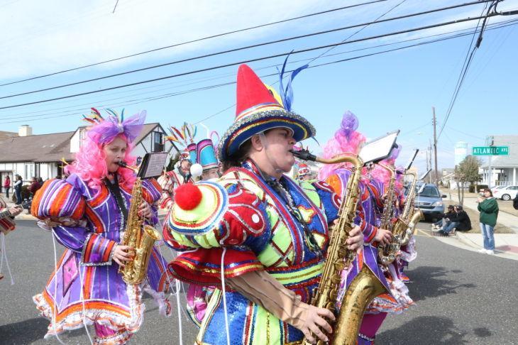 St. Patrick's Day Parade Wildwood